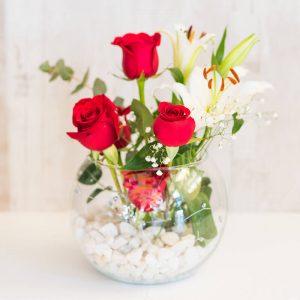 Flores para cumpleaños y enamorados a domicilio en madrid