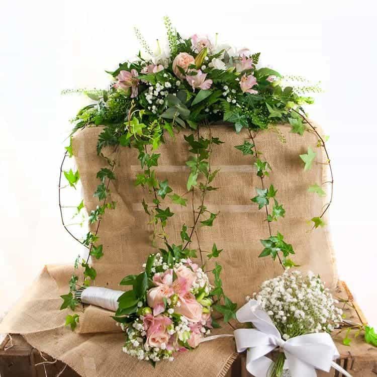 Tipos de flores para boda